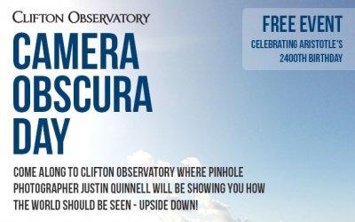 Camera Obscura Day!